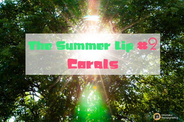 The Summer Lip_Corals